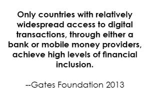 Datz quote Gates